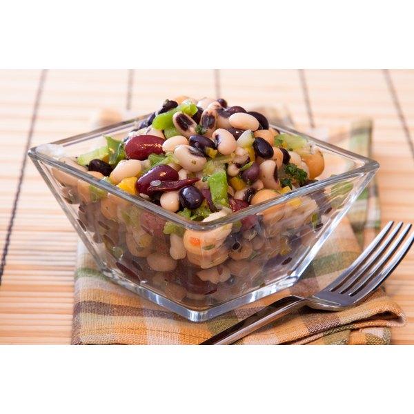 A bean salad.