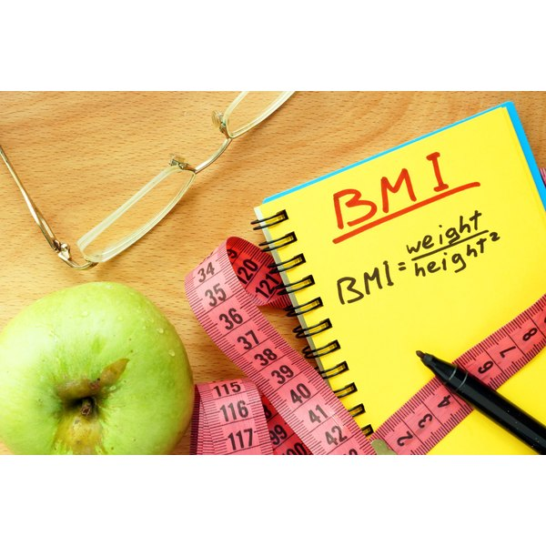 Your doctor uses your weight and height to figure BMI.