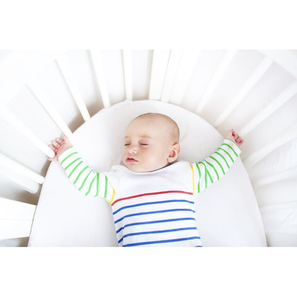 The Safest Things For A Baby To Sleep In Healthfully