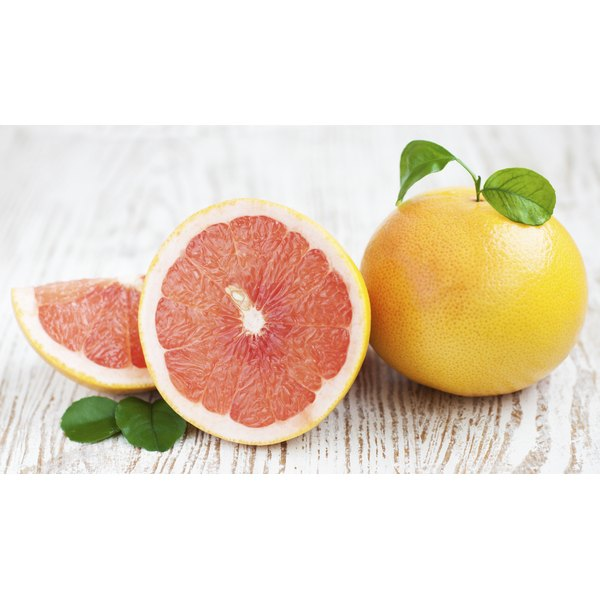 Grapefruit is rich in cancer-fighting antioxidants.