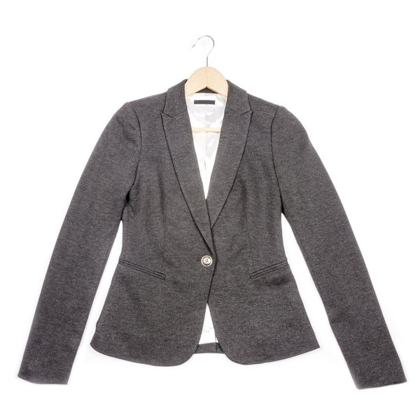 Blazer sport coats usually have a lining that also requires alteration.
