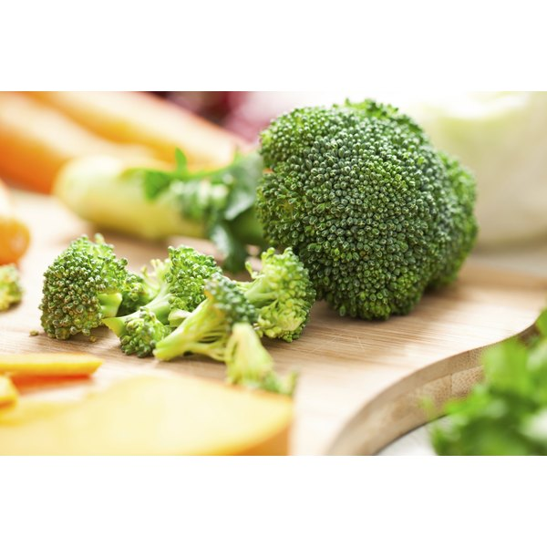 Broccoli promotes liver enzyme production and detoxification.