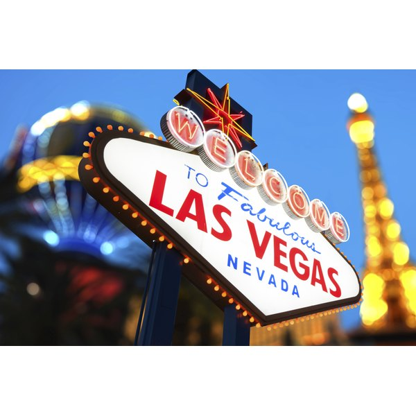 The draw of Las Vegas accounts for Nevada's focus on employment of minors in the entertainment industry.
