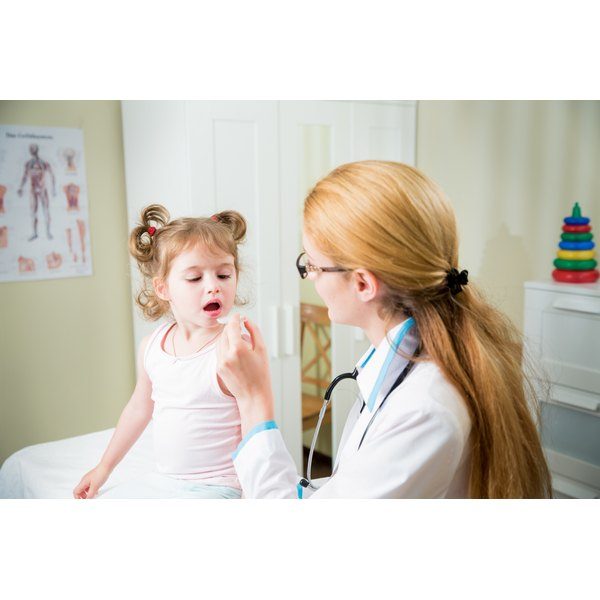 Your child's doctor will run tests to diagnose his condition.