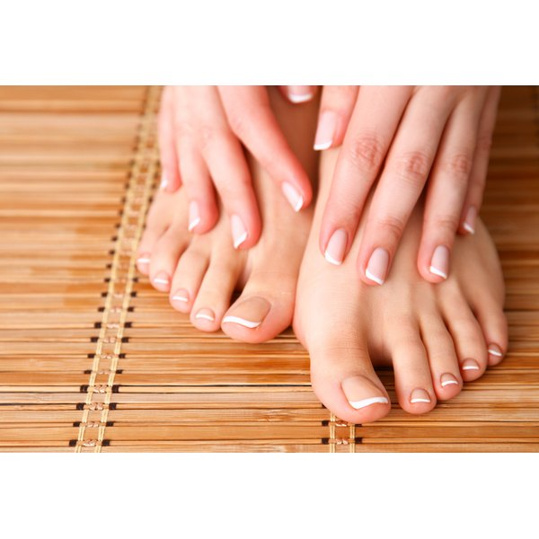 Vitamins for Toenails | Healthfully