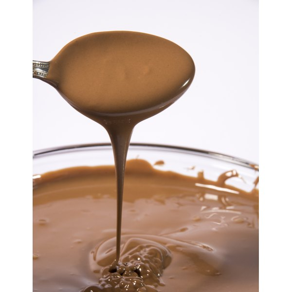Caffeine-free carob makes a good substitute for chocolate in homemade treats.