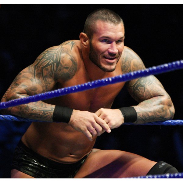 Randy Orton believes in legal supplements, such as natural protein, as part of his diet.