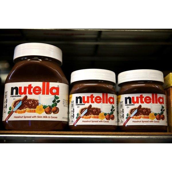 Nutella, no!