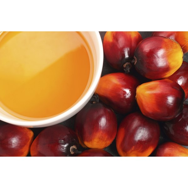 The vitamin A in red palm oil might help with weight loss.