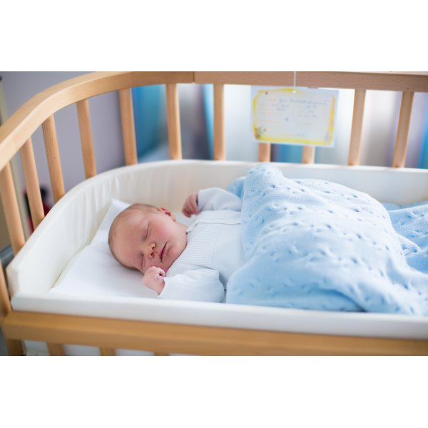 Choose a crib that will adjust to your child's changing needs.