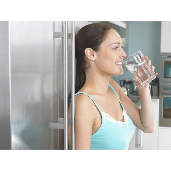 Start drinking more water if you've noticed your urine is yellow.