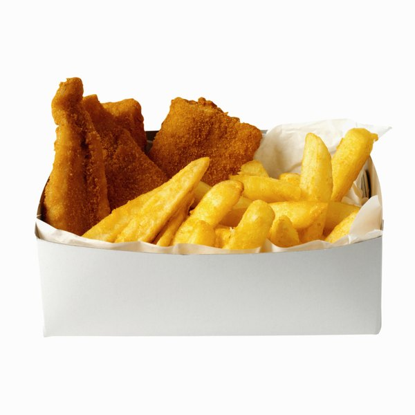 Steer clear of trans fats found in fried foods.
