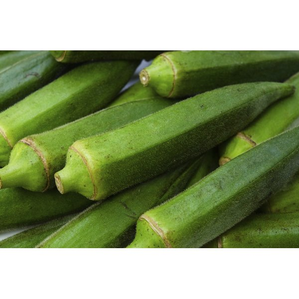 Select fresh, young okra with a bright color and crisp texture.