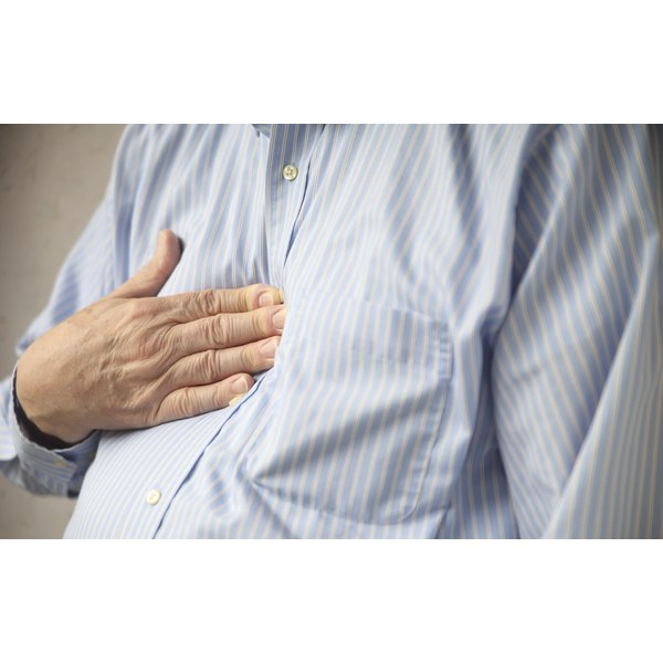 Acid reflux should be treated as soon as possible.