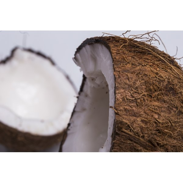 Coconut oil has medicinal and culinary uses.