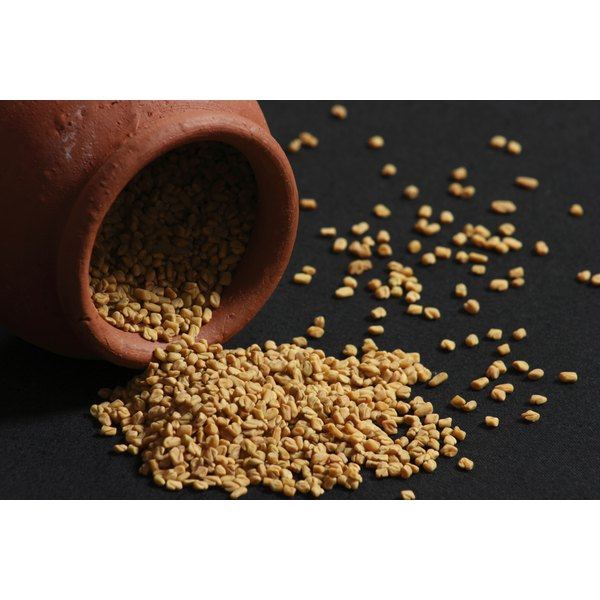 Beneficial phytonutrients are easily extracted from fenugreek seeds.
