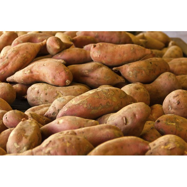 Sweet potatoes are filled with healthy vitamins and minerals, and they may also help fight cancer.
