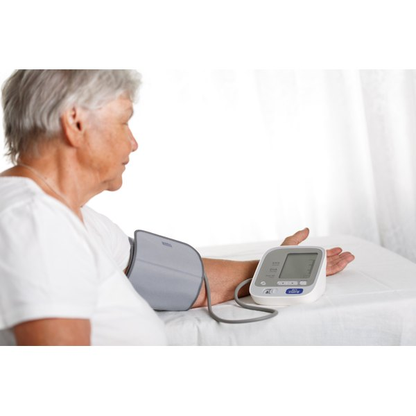 Automatic blood pressure cuffs can be found in pharmacies, hospitals and homes.