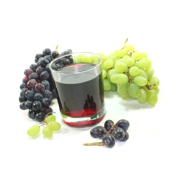 Grape juice could be dangerous when combined with Coumadin.