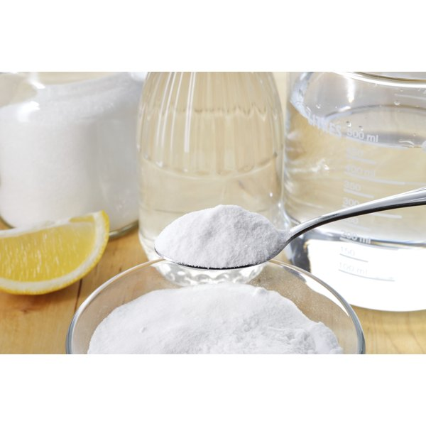 Good old baking soda, used for cooking and cleaning, is also known as pure sodium bicarbonate.