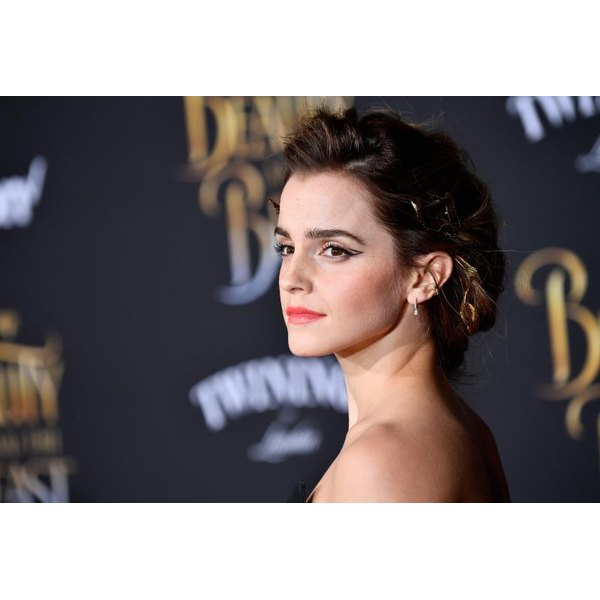 Emma Watson shares her favorite beauty products.