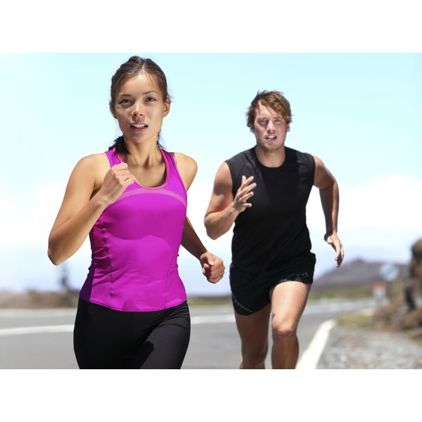 Running has many health benefits, but the activity can lead to rashes.
