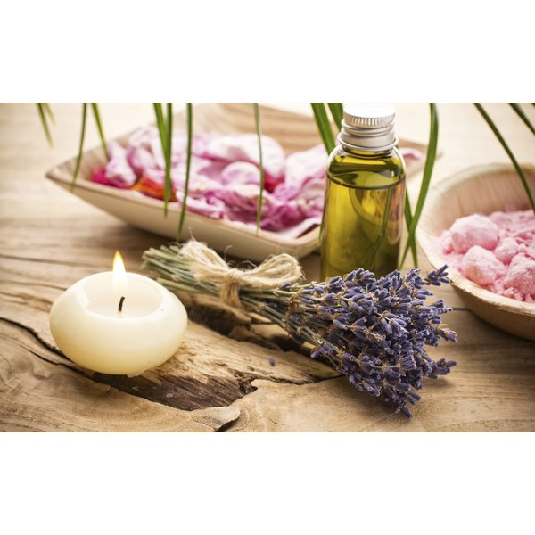 Essential oils are very helpful for the relief of muscle pain.