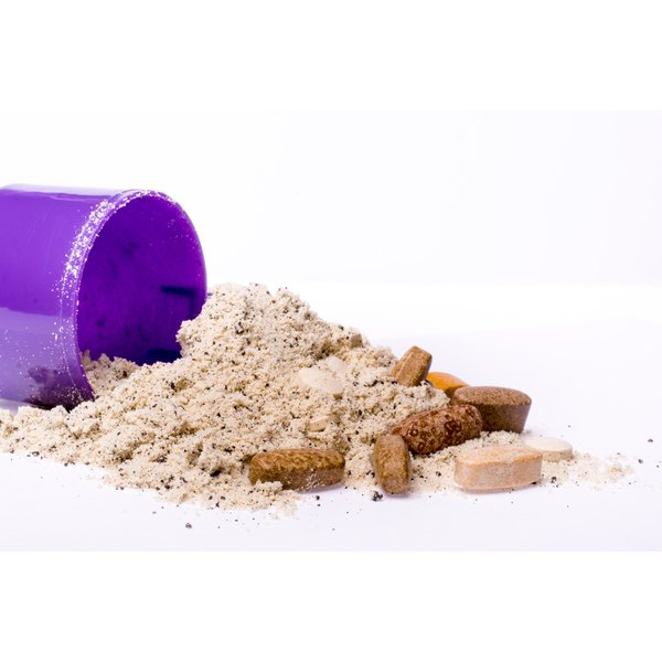 Utilize whey several different ways in your diet.