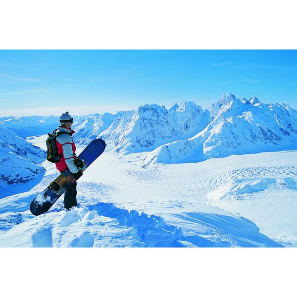 Ski jackets are designed to protect you from extremely cold weather and snow.