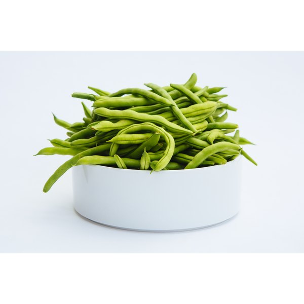 Green beans are a nutrient-rich vegetable.