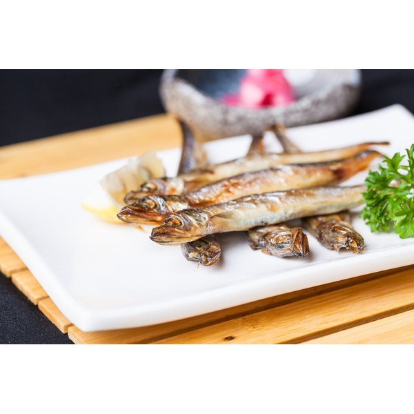 Grilled shishamo can be found in some sushi bars.