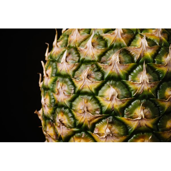 Pineapple enzymes are more likely to make your heartburn disappear than your love handles.