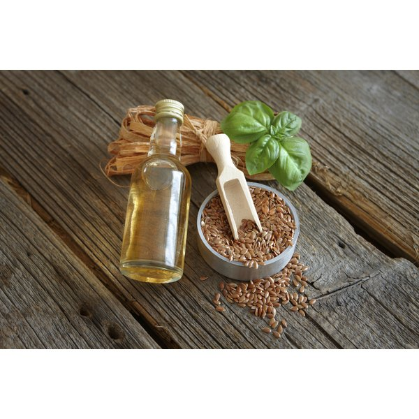 This flaxseed oil can be used on high heat.