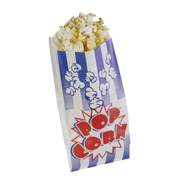 You can only eat popcorn in certain phases of the Atkins diet.