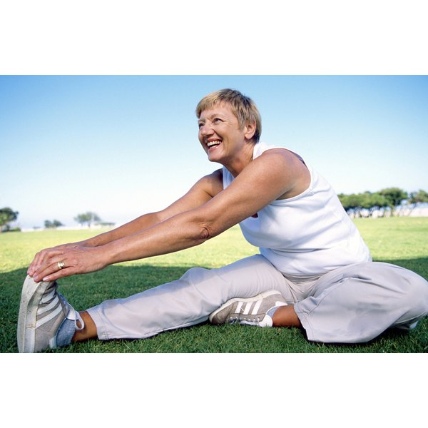 Physical activity provides improved mood and health benefits after age 60.