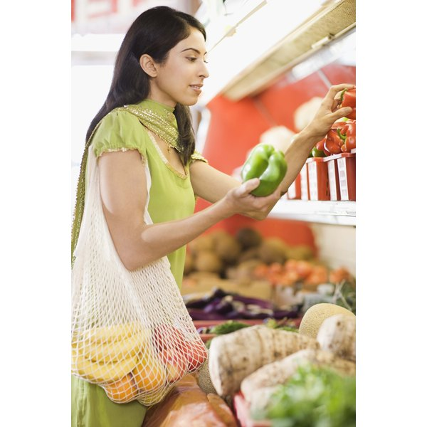 Each week, make a plan for diet friendly grocery shopping.