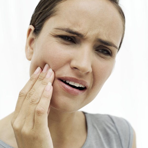 Tooth pain is usually caused by tooth decay.
