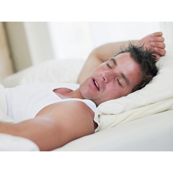 Throat exercises can reduce snoring and help relieve tiredness and excessive yawning.