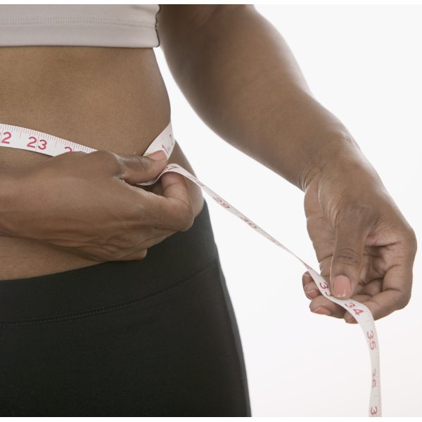 Knowing your waist measurement is important for menopausal women.