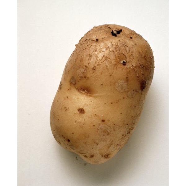 Starchy vegetables like potatoes can encourage fungal growth.