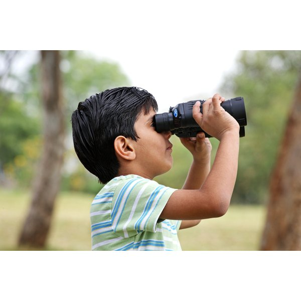 When A Child Turns 4 He Is Beginning To Observe His World