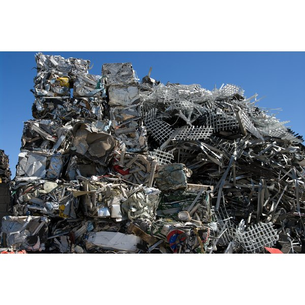 How To Tell The Difference In Metal For Recycling Synonym