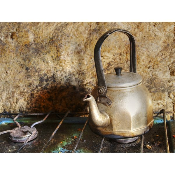 You can also use a tea kettle to boil water to soak the barley in to create barley tea.