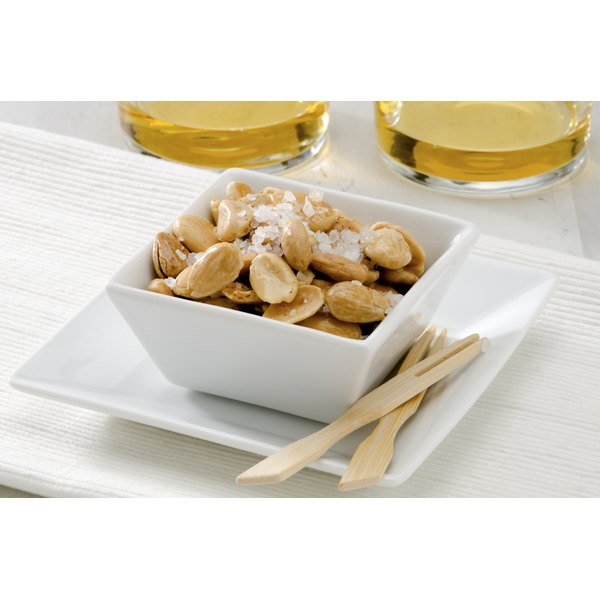 The vitamin and mineral content of the toasted almond is similar to the raw almond.