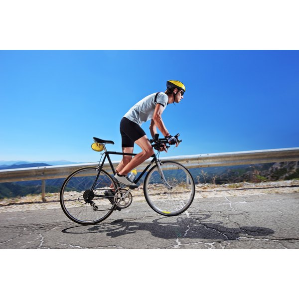 Cycling can cause damage to the ulnar nerve, which results in tingling, numbness, pain and weakness of the hand.