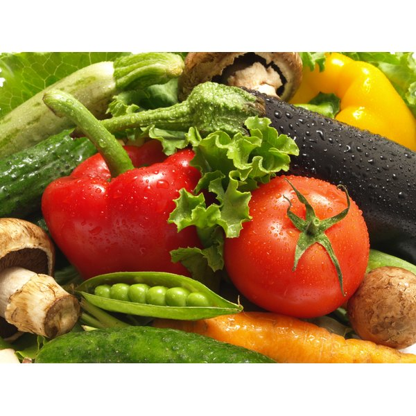 Any healthy weight-loss plan will include lots of fresh vegetables.