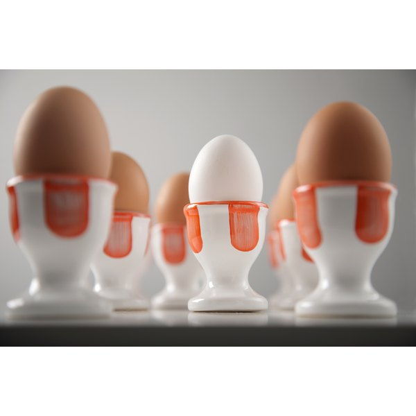 Eggs are abundant sources of natural vitamin B12.