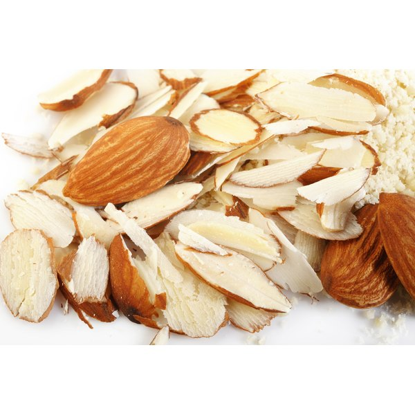 If you are allergic to almonds, you can have a reaction to any food that contains almonds, such as almond milk or amaretto liqueur.
