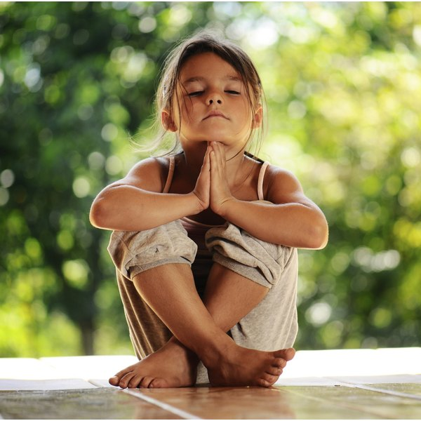 Yoga Helps Children With Adhd >> Yoga Meditation For Kids With Adhd Healthfully