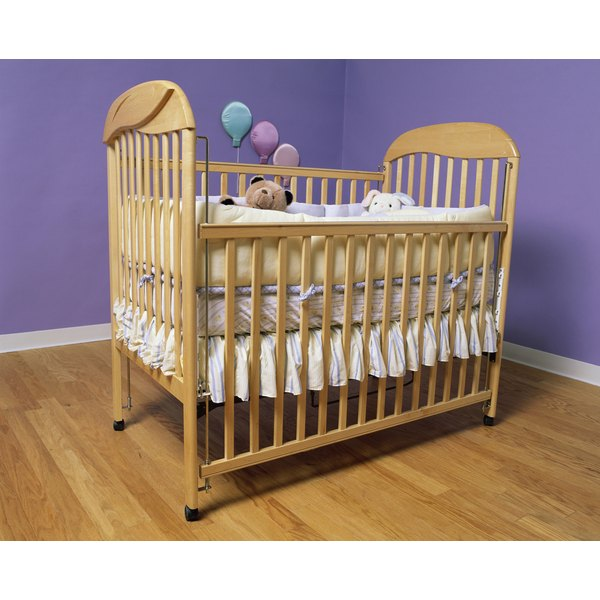 Baby Crib Mattress Critiques Baby crib bumpers are a controversial issue for many parents.